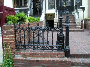 Gothic gate one