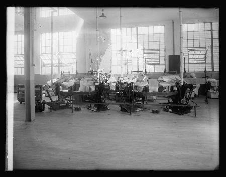 Arcade Sunshine presses ca. 1921