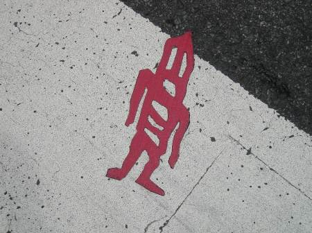 Stikman in Red