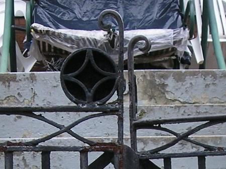 Gate detail image